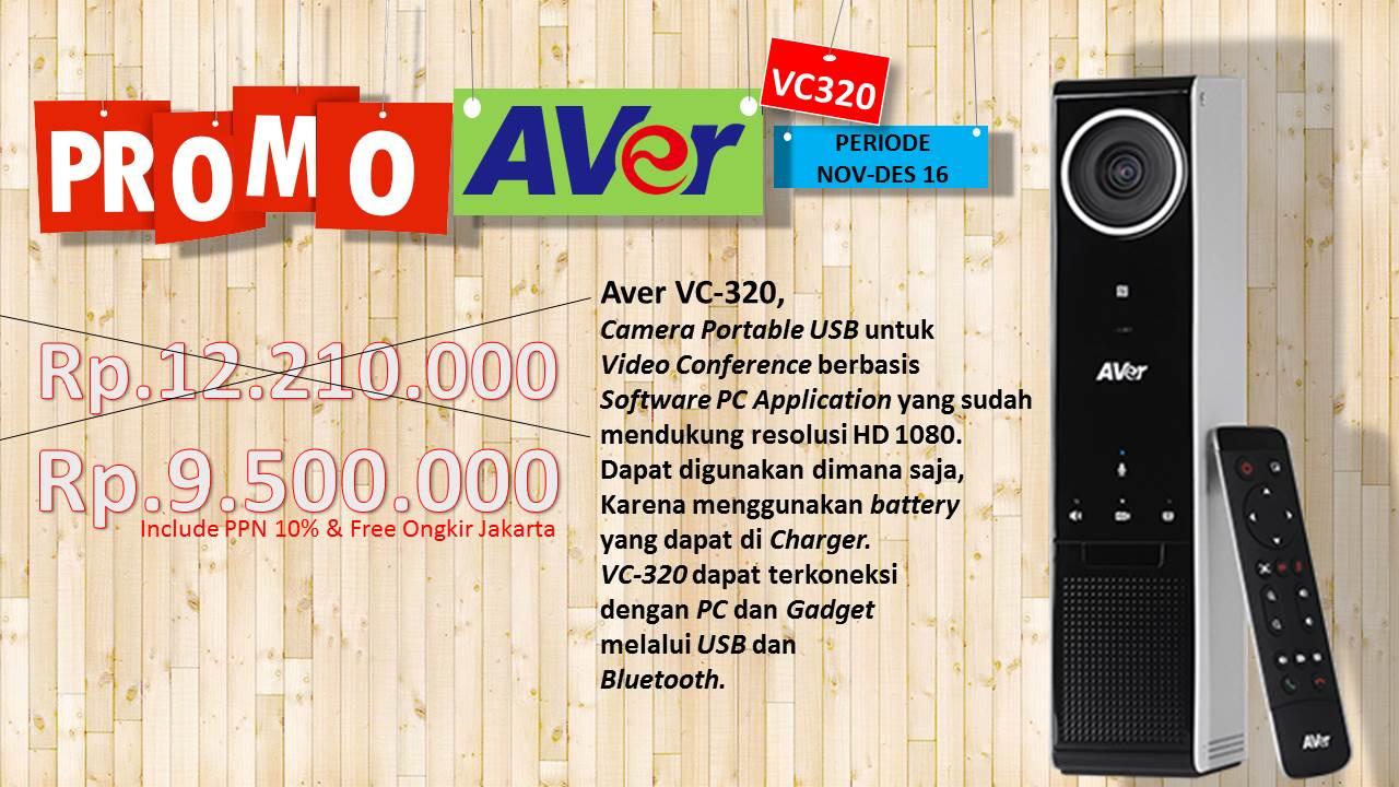 Promo VC320 Nov -Des ( EU )